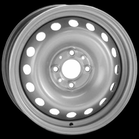 Fiat (7680) box Silver